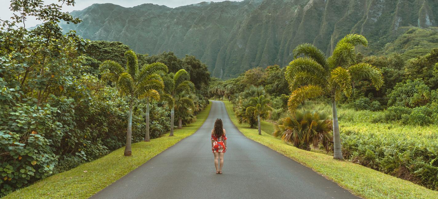 Mis vacaciones en Hawai