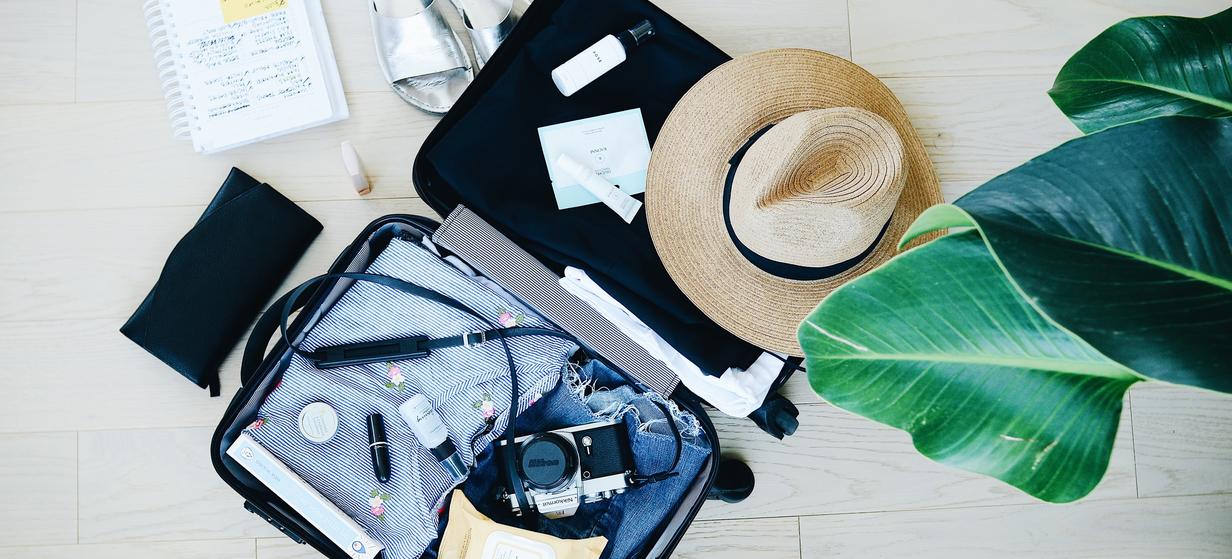 Qué empacar para vivir un año en el extranjero
