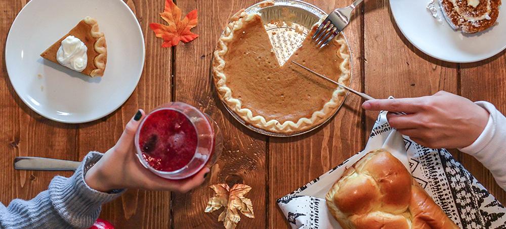 Acción de Gracias: Mi día festivo favorito